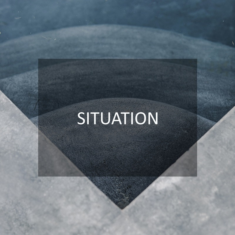 Situation - le Cube